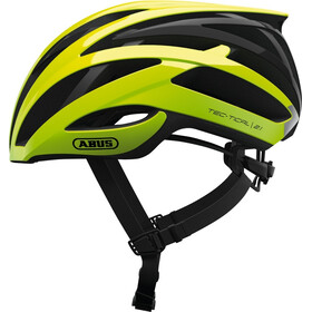 ABUS Tec-Tical 2.1 Road Helmet neon yellow